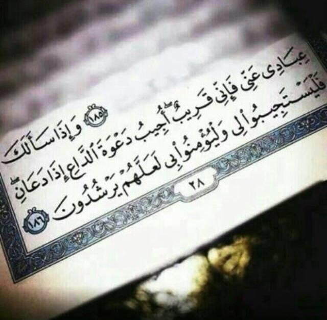 دعاء الأنبياء في القرآن أحوالنا